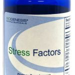 Biogenesis Nutraceuticals Nervous System Support – Stress Factors – 60