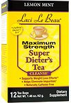 super-dieters-tea-lemon-mint-12-count-box-maximum-strength-by-laci-le-beau