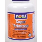 NOW Women's Health – Super Primrose – 120 Softgels