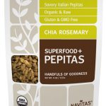 Navitas Naturals Snacks – Superfoods+ Chia Rosemary Pepitas – 4 oz