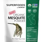 MRM Greens and Superfoods – Super Foods – Raw Organic Mesquite Powder