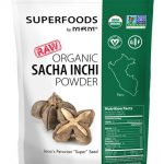MRM Greens and Superfoods – Super Foods – Raw Organic Sacha Inchi