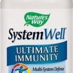 Nature's Way Immune Support – SystemWell Ultimate Immunity – 180