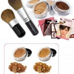 Mineral Hygienics Makeup – Tan Startup Kit – Light Tan & Medium Tan –