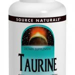 Source Naturals Cardiovascular Support – Taurine 500 mg – 60 Tablets