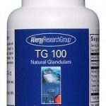 Allergy Research Group Hormone/Glandular Support – TG 100 Natural