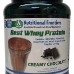 Nutritional Frontiers Protein – Best Whey Protein (Creamy Chocolate) –