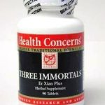 Health Concerns Women's Health – Three Immortals – 90 Tablets