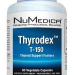NuMedica Hormone/Glandular Support – Thyrodex T-150 – 60 Vegetable