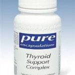 Pure Encapsulations Metabolic Support – Thyroid Support Complex – 60