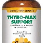 Country Life Hormone/Glandular Support – Thyro-Max Support – 60