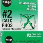 Hyland's General Health – Tissue Salts Calcarea Phosphorica 6X – 125
