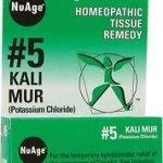 Hyland's Homeopathic Remedies – Kali Muriaticum 6X – 125 Tablets
