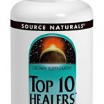 Source Naturals General Health – Top 10 Healers – 30 Tablets