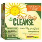 ReNew Life Detoxification – Total Body Cleanse – 3-Part Kit
