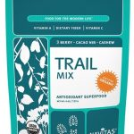 Navitas Naturals Snacks – Trail Mix 3 Berry – Cacao Nib – Cashew – 4