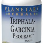 Planetary Herbals Detoxification – Triphala Garcinia Program 1180 mg –