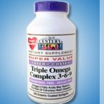 21st Century Cardiovascular Support – Triple Omega Complex 3-6-9 – 180