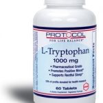 Protocol for Life Balance Nervous System Support – L-Tryptophan 1000