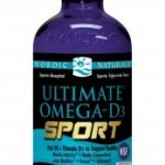 Nordic Naturals Sports Nutrition Supplements – Ultimate Omega-D3 Sport