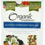 Organic Traditions Snacks – Ultimate Superfood Trail Mix – 8 oz (227