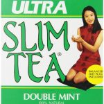Hobe Labs Teas, Coffees and Beverages – Ultra Slim Tea Double Mint –