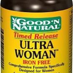 Good and Natural Women's Health – Ultra Woman (Timed Release) Iron