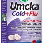 Nature's Way Immune Support – Umcka Cold+Flu Berry – 20 Chewable