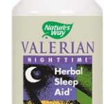 Nature's Way Nervous System Support – Valerian Nighttime Herbal