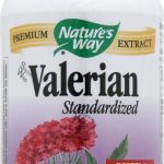 Nature's Way Nervous System Support – Valerian Standardized – 90