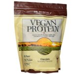 Dr. Mercola Physical Fitness – Vegan Protein Chocolate – 23 oz (750