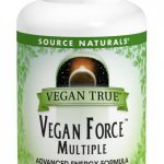 Source Naturals Multivitamins – Vegan True Vegan Force Multiple