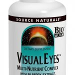 Source Naturals Minerals – Visual Eyes – 120 Tablets