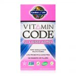 Garden of Life Women's Health – Vitamin Code – 50 & Wiser Women's