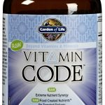 Garden of Life Multivitamins – Vitamin Code – Family Multi – 120