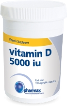 vitamin-d-5000-iu-120-capsules-by-pharmax