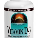 Source Naturals Immune Support – Vitamin D-3 1000 IU – 360 Capsules
