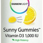 Rainbow Light Immune Support – Vitamin D3 1000 IU Sunny Gummies