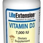Life Extension Immune Support – Vitamin D3 7000 IU – 60 Softgels