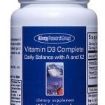 Allergy Research Group Immune Support – Vitamin D3 Complete with A and