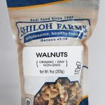 Shiloh Farms Snacks – Walnuts, Organic – 9 oz (255 Grams)