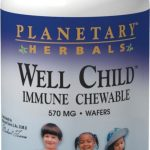 Planetary Herbals Children's Formulas – Well Child Immune Chewable 570
