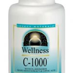 Source Naturals Cellular Support – Wellness C-1000 – 50 Tablets