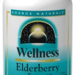 Source Naturals Immune Support – Wellness Elderberry Extract 500 mg –