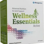 Metagenics General Health – Wellness Essentials Active – Box of 30