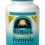 Source Naturals Herbals/Herbal Extracts – Wellness Formula – 120
