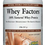 Natural Factors Amino Acids – Whey Factors Powder Mix Chocolate – 2