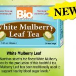 Bio Nutrition Teas, Coffees and Beverages – White Mulberry Leaf Tea –