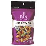 Eden Foods Snacks – Wild Berry Mix, Nuts, Seeds & Berries – 4 oz (113