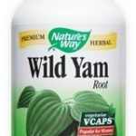 Nature's Way Gastrointestinal/Digestive – Wild Yam – 180 VCaps